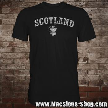 "Scotland ""Landscape"" T-Shirt (black)"