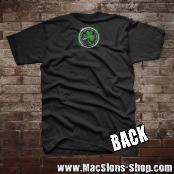 "MacSlon's ""Want Some Trouble?"" T-Shirt"