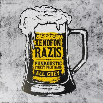 "Xenofon Razis ""All Grey"" LP (black, lim 100)"