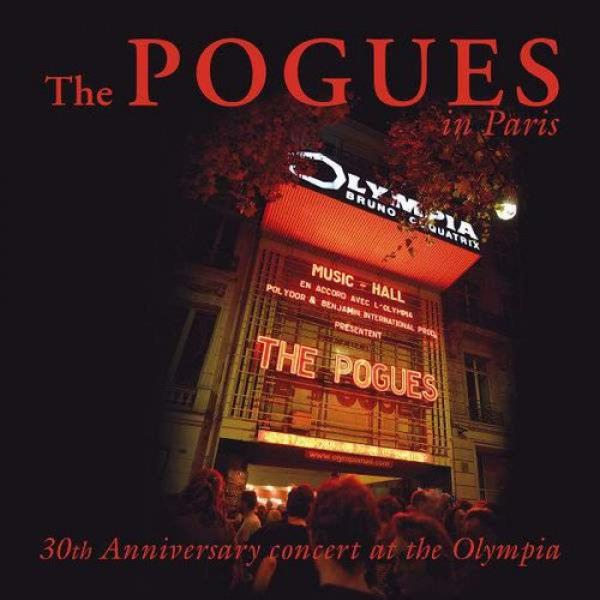 "Pogues ""In Paris - 30th Anniversary Concert"" 2CD"