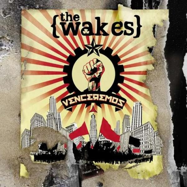 "Wakes ""Venceremos"" CD"