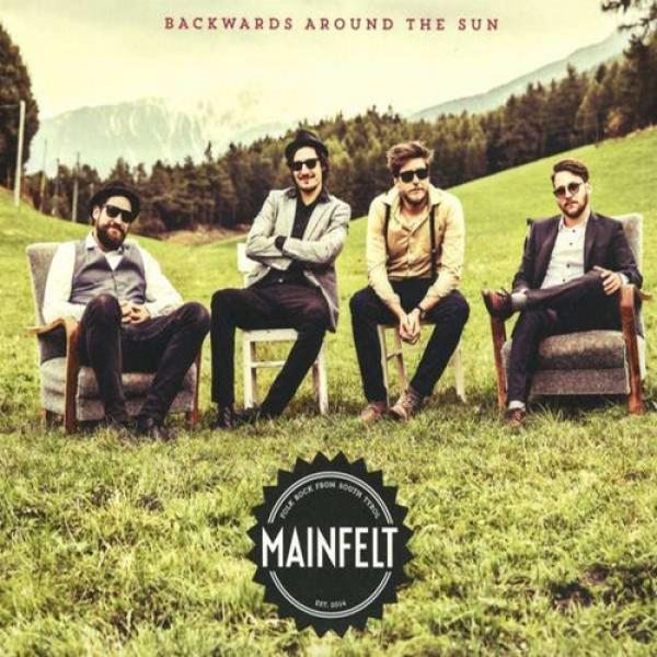 "Mainfelt ""Backwards Around The Sun"" LP"
