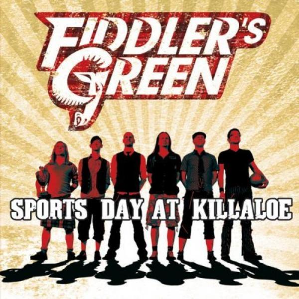 "Fiddler's Green ""Sports Day At Killaloe"" CD"