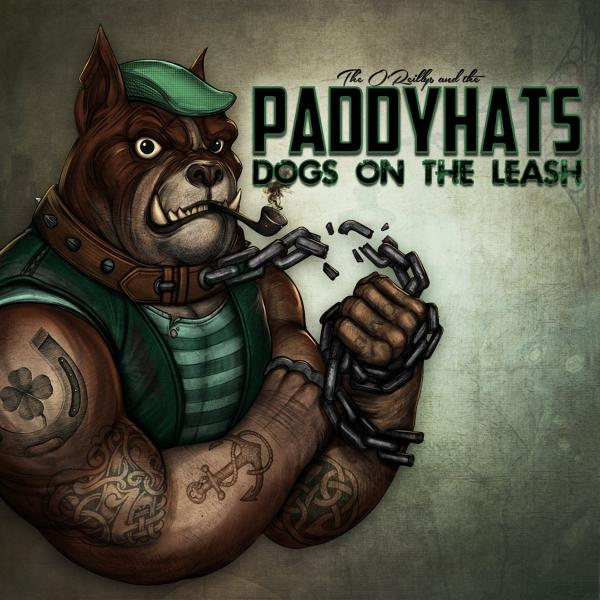 "O'Reilly's & The Paddyhats ""Dogs On The Leash"" CD"