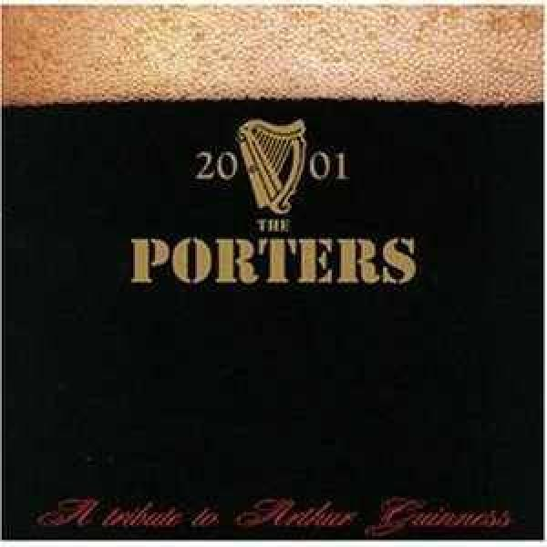 "Porters ""A Tribute To Arthur Guiness"" CD"
