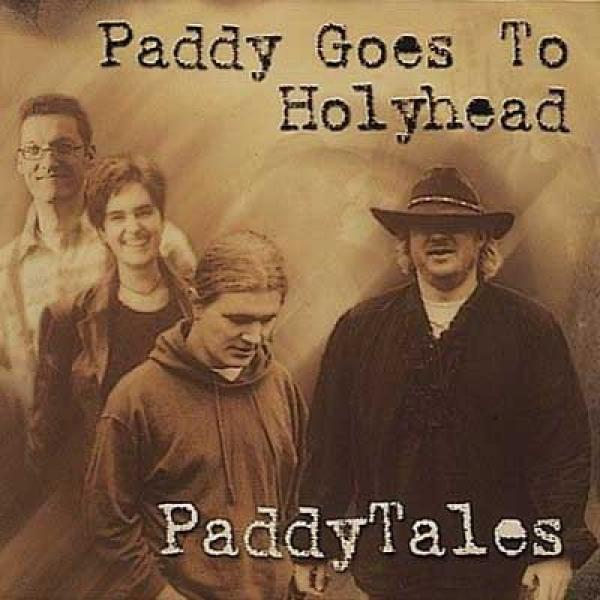 "Paddy Goes To Holyhead ""Paddy Tales"" CD"