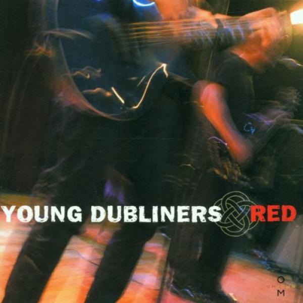"Young Dubliners ""Red"" CD"