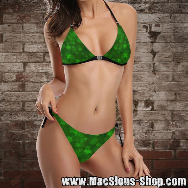 "MacSlon's ""Luck Of The Irish"" Bikini"