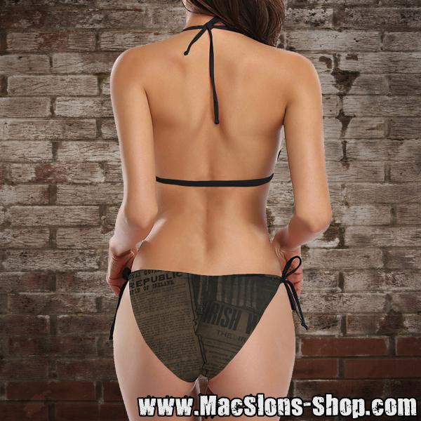 "MacSlon's ""Irish Republic"" Bikini"