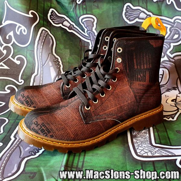 "MacSlon's ""Irish Republic"" Girl-Boots"