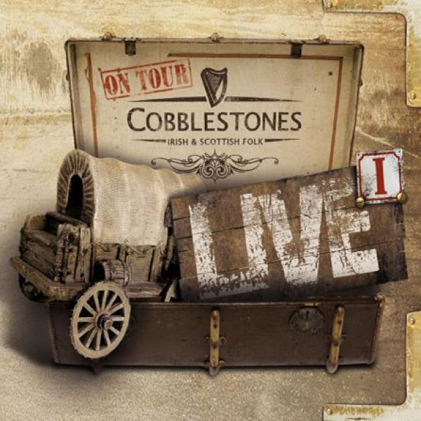 "Cobblestones ""Live On Tour Vol.1"" CD"