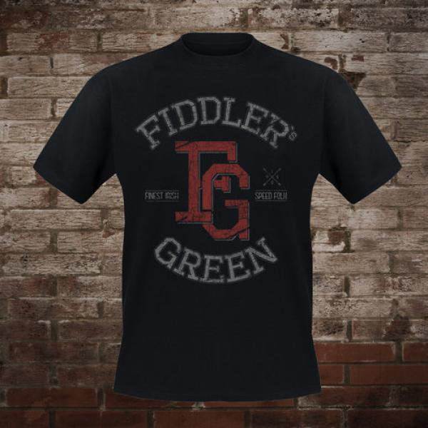 "Fiddler's Green ""Highschool"" T-Shirt"