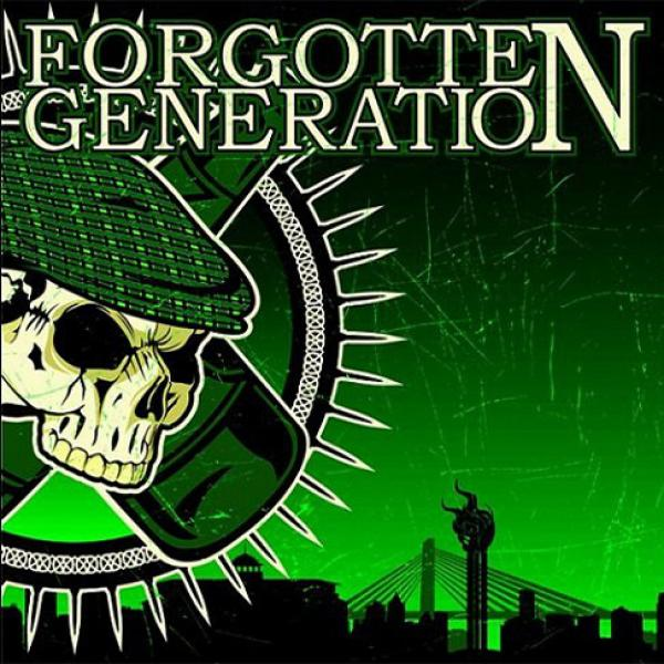 "Forgotten Generation ""same"" CD"