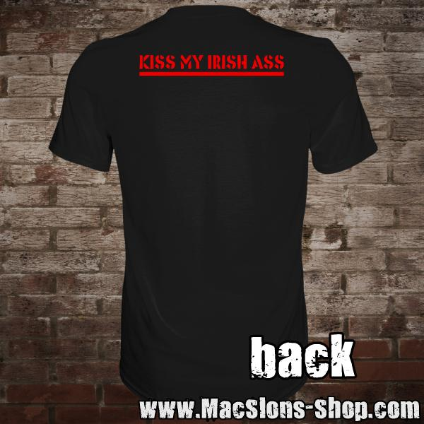 "Mahones ""The Black Irish"" T-Shirt"