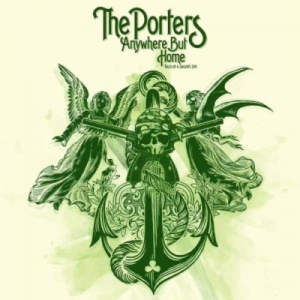 "Porters ""Anywhere but Home"" CD"