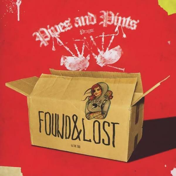"Pipes and Pints ""Found & Lost"" LP"