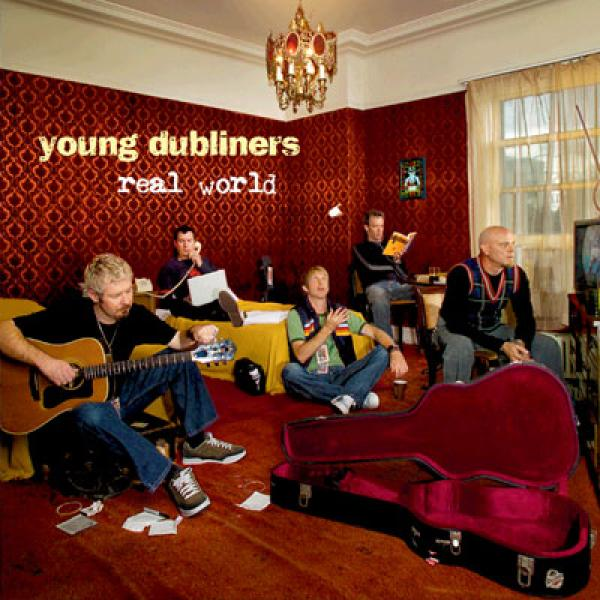 "Young Dubliners ""Real World"" CD"