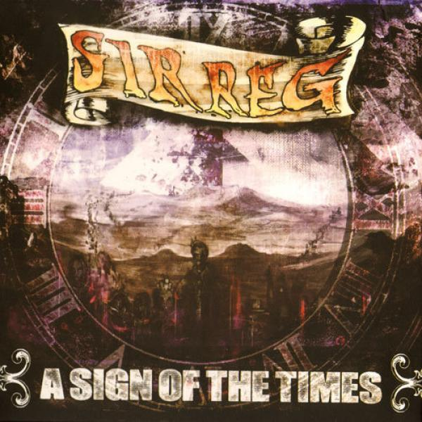 "Sir Reg ""A sign of the times"" CD"