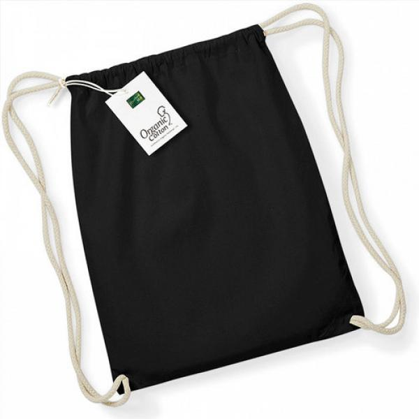 "Ireland ""Republic"" Gymsack (black/white)"