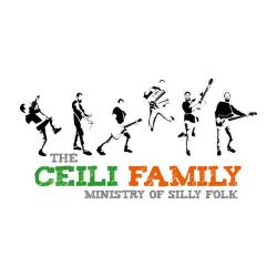 "Ceili Family ""Ministry Of Silly Folk"" CD"