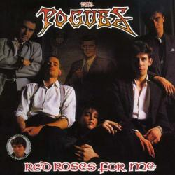 "Pogues ""Red Roses For Me"" CD"
