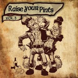"V.A. ""Raise Your Pints Vol.5"" CD"