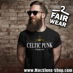 "MacSlon's ""Celtic Punk - Forever"" T-Shirt"