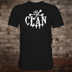 "Clan ""Logo"" T-Shirt (black/white)"