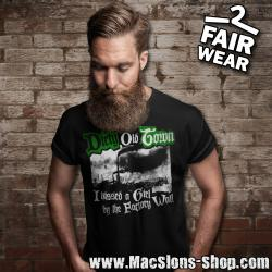 "MacSlon's ""Dirty Old Town"" T-Shirt"