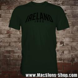 "Ireland ""1922 - Stamp"" T-Shirt (green)"