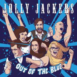 "Jolly Jackers ""Out Of The Blue"" CD"