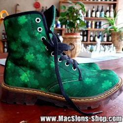 "MacSlon's ""Luck Of The Irish"" Girl-Boots"
