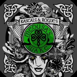 "Medusa's Wake ""Rascals & Rogues"" CD"