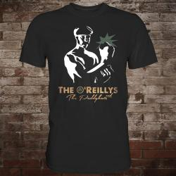 "O'Reilly's & The Paddyhats ""Boxer"" T-Shirt"