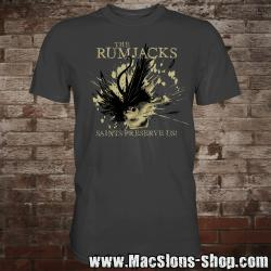 "Rumjacks ""Saints Preserve Us"" T-Shirt"
