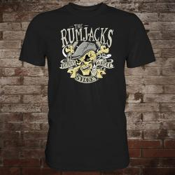 "Rumjacks ""Rotgut & Roll"" T-Shirt"